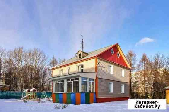 Дом 306.1 м² на участке 20 сот. Елизово