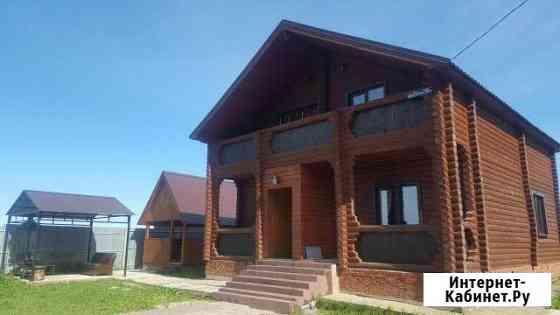 Коттедж 160 м² на участке 7 сот. Казань