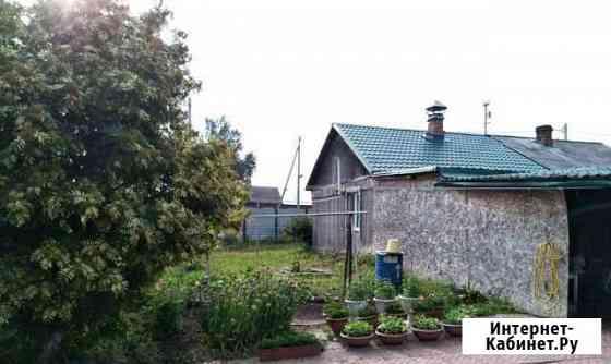 Дом 52 м² на участке 7 сот. Томск