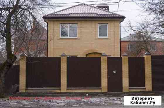 Дом 125 м² на участке 2.5 сот. Ростов-на-Дону