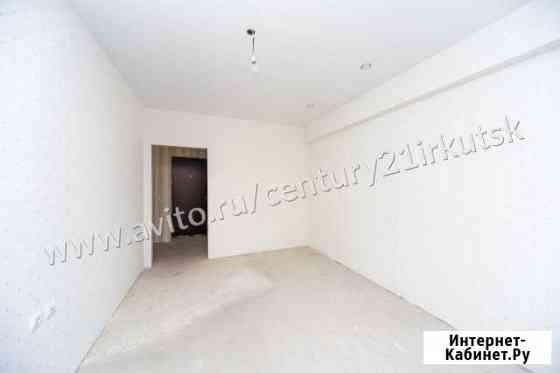 1-комнатная квартира, 43 м², 1/5 эт. Иркутск