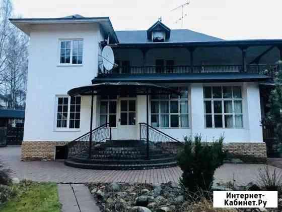 Дом 180 м² на участке 70 сот. Красногорск