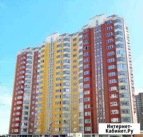 3-комнатная квартира, 84.8 м², 13/17 эт. Москва