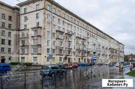 3-комнатная квартира, 83.9 м², 1/7 эт. Санкт-Петербург