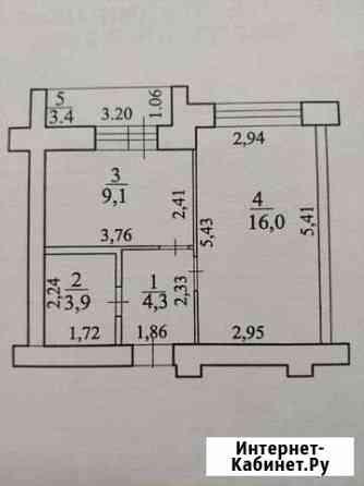 1-комнатная квартира, 35 м², 11/12 эт. Стерлитамак