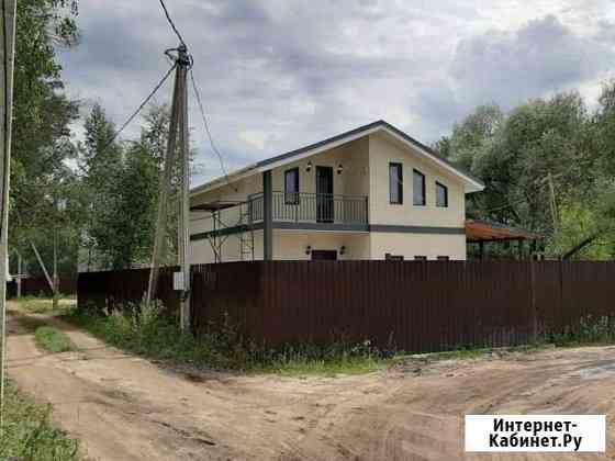 Дом 120 м² на участке 6 сот. Дружба