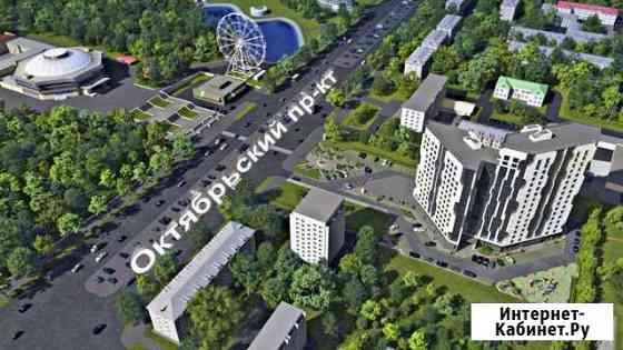 2-комнатная квартира, 67.3 м², 2/14 эт. Киров