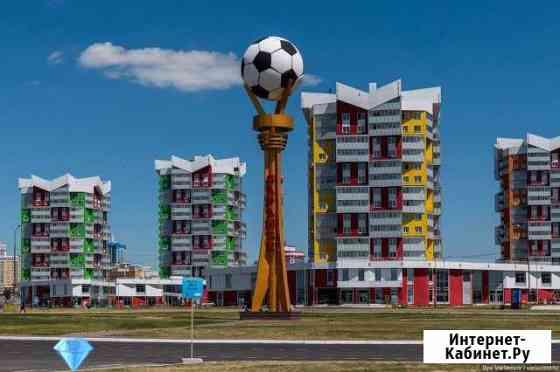 1-комнатная квартира, 30 м², 10/16 эт. Саранск
