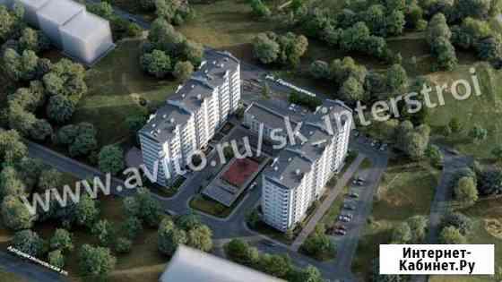 1-комнатная квартира, 41.6 м², 2/10 эт. Севастополь