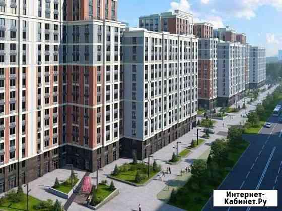 1-комнатная квартира, 40 м², 3/17 эт. Санкт-Петербург
