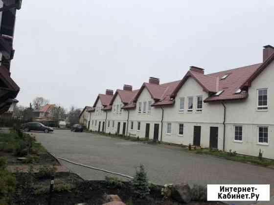 Таунхаус 117 м² на участке 2 сот. Калининград