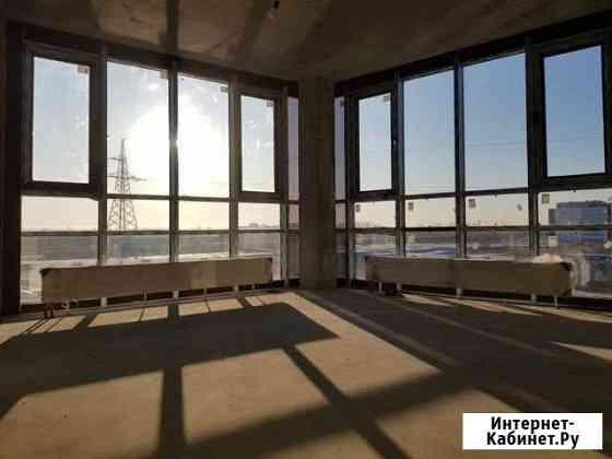 2-комнатная квартира, 74.8 м², 5/17 эт. Санкт-Петербург