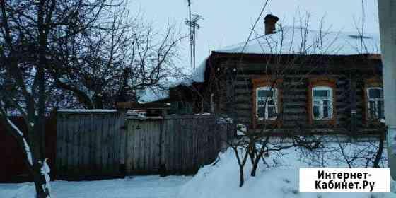 Дом 61 м² на участке 5 сот. Спасск-Рязанский