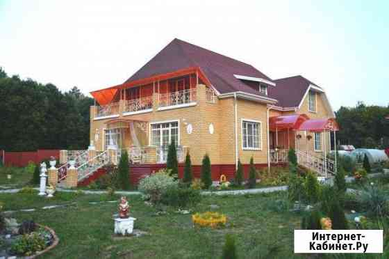 Коттедж 270 м² на участке 50 сот. Брянск