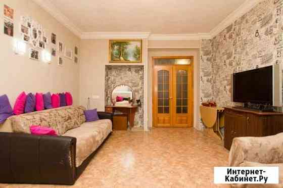 3-комнатная квартира, 73.8 м², 3/4 эт. Хабаровск