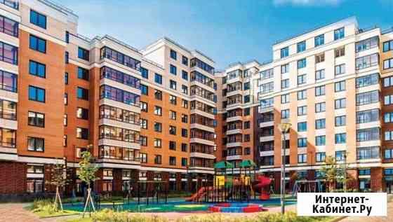 1-комнатная квартира, 38.2 м², 2/6 эт. Аннино