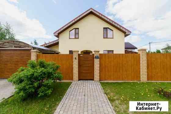 Коттедж 160 м² на участке 5 сот. Нижний Новгород