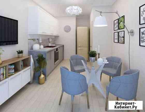 2-комнатная квартира, 62.3 м², 14/25 эт. Санкт-Петербург