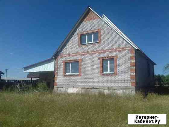 Дом 154 м² на участке 14 сот. Абакан