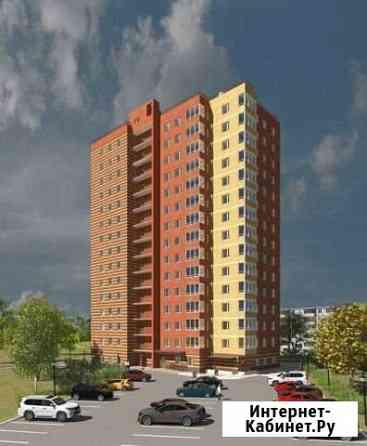 2-комнатная квартира, 56.1 м², 2/16 эт. Пермь