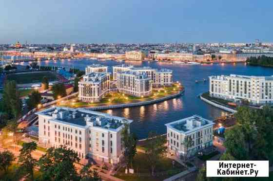 1-комнатная квартира, 49.6 м², 2/6 эт. Санкт-Петербург