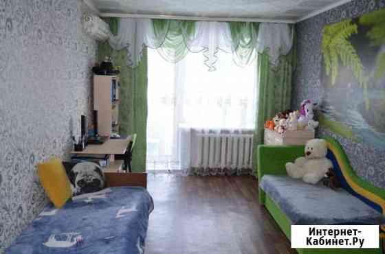 2-комнатная квартира, 46 м², 4/5 эт. Комсомольск-на-Амуре