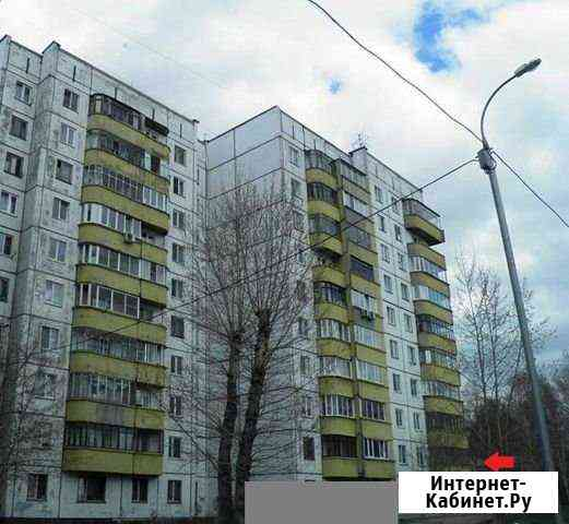 Комната 18.7 м² в 2-ком. кв., 2/9 эт. Новосибирск