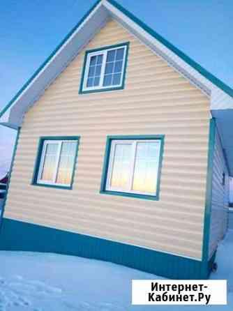 Дом 88 м² на участке 9 сот. Набережные Челны