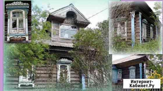Дом 45 м² на участке 100 сот. Мышкин