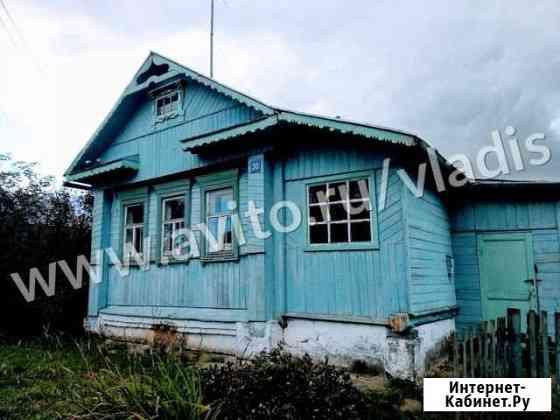 Дом 26 м² на участке 30 сот. Юрьев-Польский