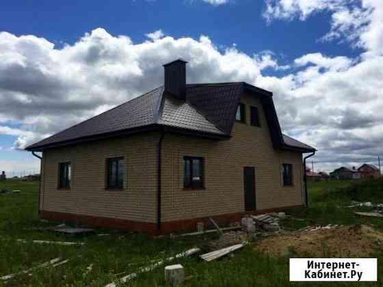 Дом 140 м² на участке 12 сот. Набережные Челны