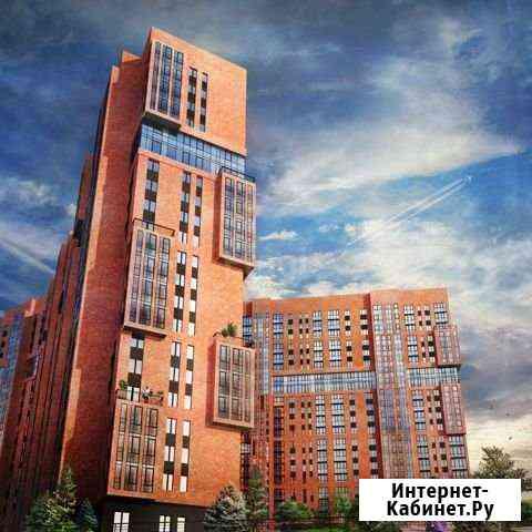 2-комнатная квартира, 44.7 м², 9/23 эт. Новосибирск