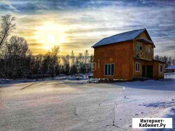 Дом 120 м² на участке 13 сот. Новосибирск
