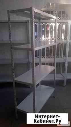 Стеллаж металлический полочный (200 кг на полку) Симферополь