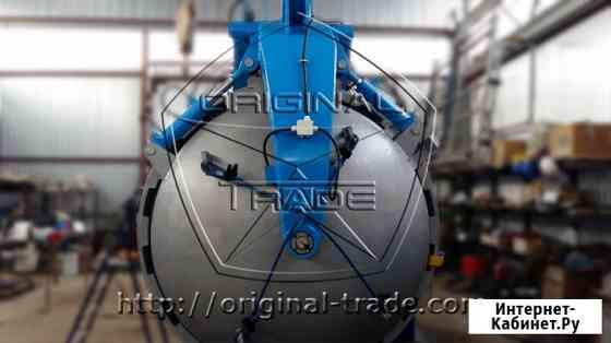 Автоклав для производства многослойного стекла триплекс Москва