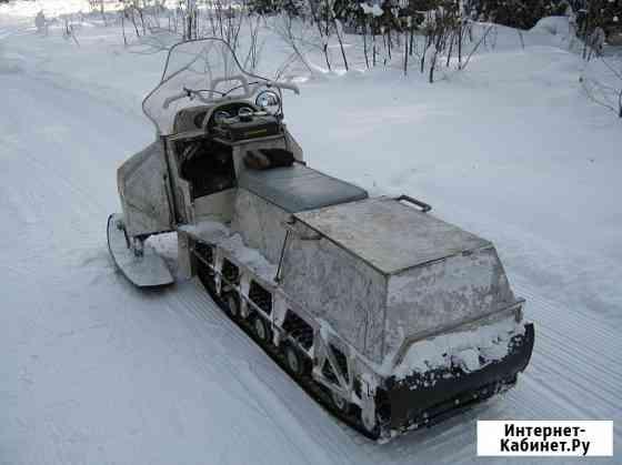 Снегоход высокой проходимости Красноярск
