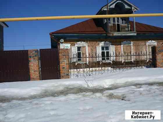 Дом 100 м² на участке 6 сот. Новосибирск