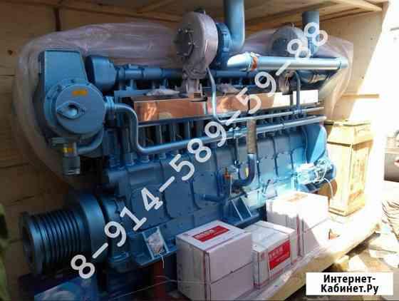Судовой дизель Weichai X8170ZC для речных и морских судов Благовещенск