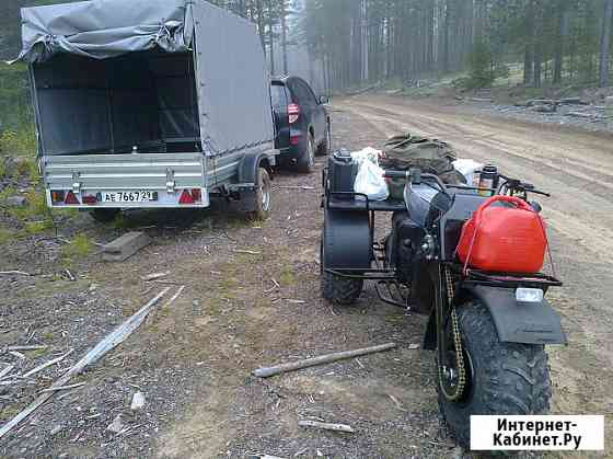 Мотовездеход Велес 3х3 Архангельск