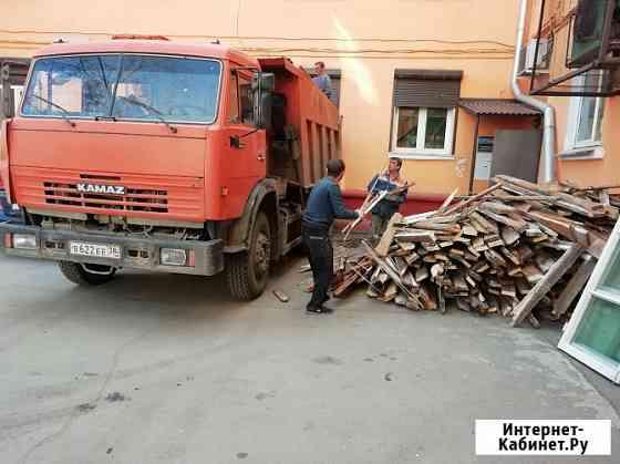 Вывоз мусора на Камаз Курск