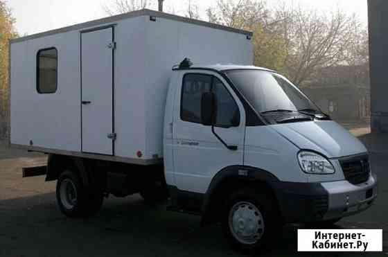 Производство и продажа фургонов Нижний Новгород