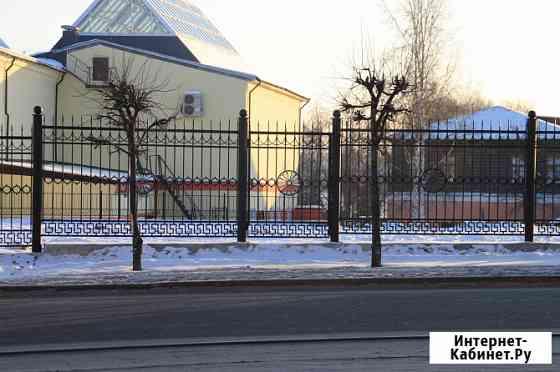 Ограждения кованые, сварные. Металлоконструкции Москва