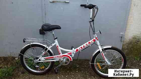 Новый велосипед - STELS PILOT 450 Севастополь