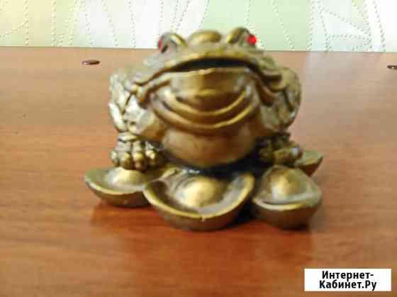 Денежная жаба (Фень Шуй) Самара
