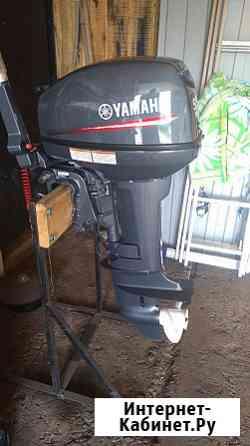 Лодочный мотор Yamaha 9.9 Пермь
