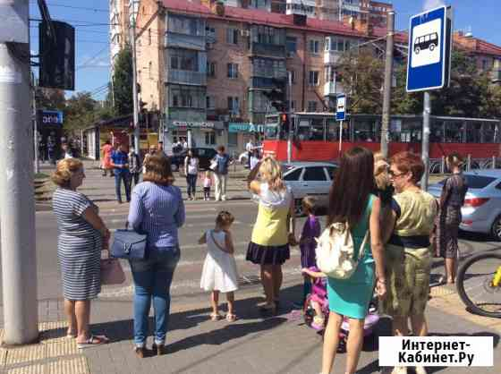 Сдаю торговое помещение ЗИП 1 линия трафик Краснодар