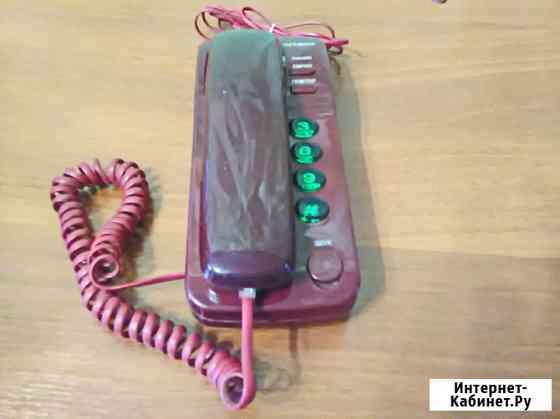 """Стационарный телефон """"Intego"""" KXT 256 Самара"""