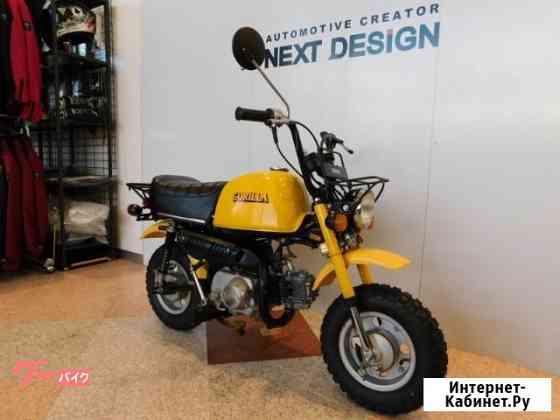 Мопед мокик Honda Monkey Gorilla рама Z50J гв 2001 Minibike передний и задний багажник Москва
