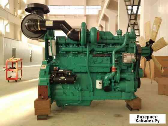 Двигатель Cummins KT38-G для ДГУ, ДЭС Благовещенск