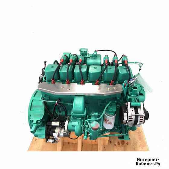 Двигатель газовый Cummins 6BTA5.9-С210 на грузовик, автобус, грейдер, автокран Благовещенск